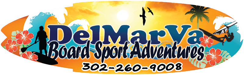 logo delmarva board sports