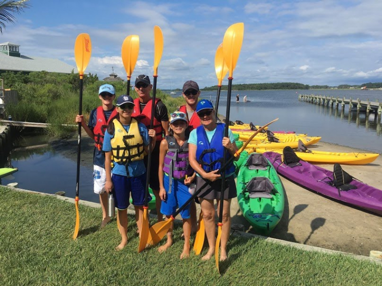 Delmarva Board Sports Kayaking Rehoboth Dewey