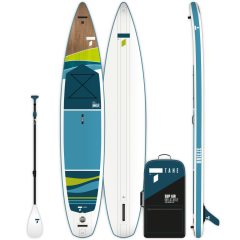 12-6 TAHE BREEZE WING INFLATABLE PADDLEBOARD PKG