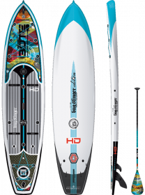 2019 BOTE HD BUGSLINGER 12' WITH PADDLE