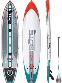 """2019 BOTE HD FULL TRAX WITH PADDLE 10'6"""""""