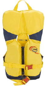 Life Vest for Infants and Kids < 30lbs MTI