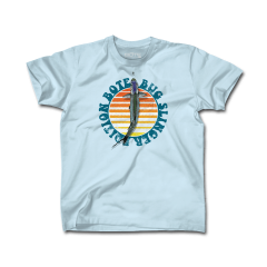 BOTE Tshirt - SUNSET SILVER TEE