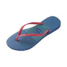Light Blue Havainas Flip Flops