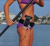 DRYCASE Waistband for Active Sports