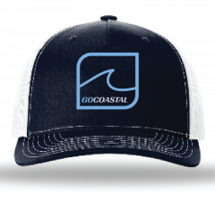 ONE WAVE TRUCKER - NAVY / WHITE